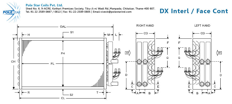Cooling Coil Schematic Search For Wiring Diagrams
